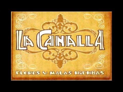 La Canalla: De la Loba... (Letra) (Serie Rarezas)