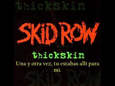 Skid Row   I remember You II (subtitulos en español)