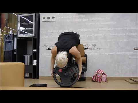 Hitting Glutes - Hip Thrust, Back Extension -