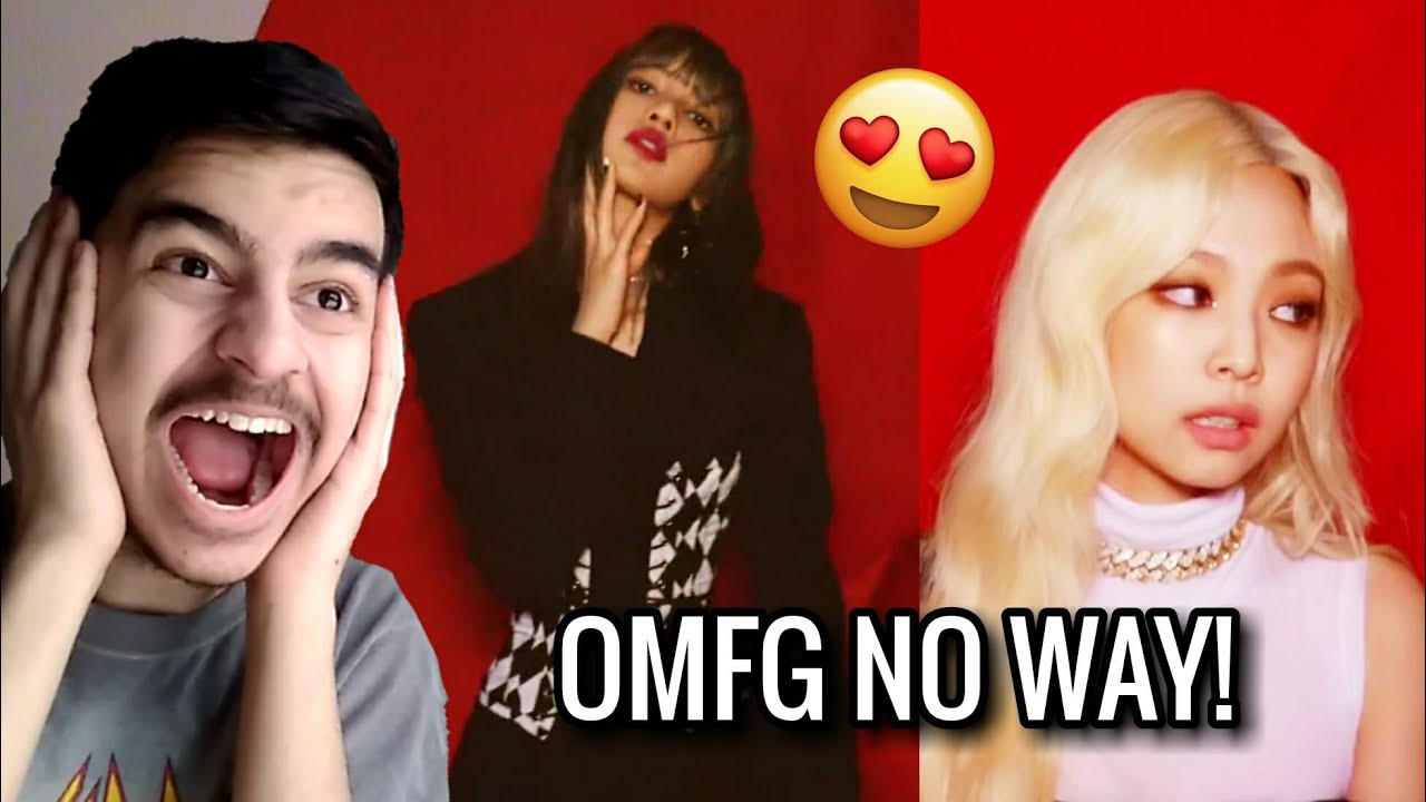 Blackpink Kill This Love Lisa And Jennie Teaser Video Reaction