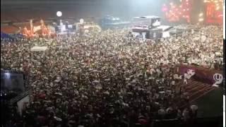 2016 UMF KOREA 한국 대륙의 이동