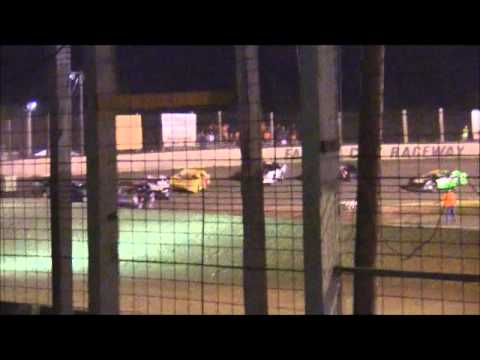 Farmer City Raceway Sportsman Feature, May 18, 2012