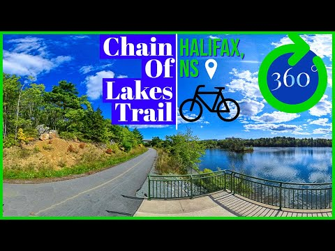 Chain Of Lakes Trail