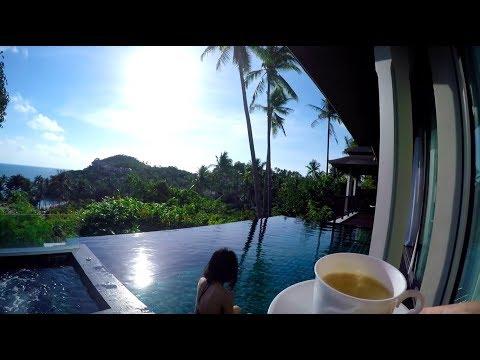 Koh Samui holiday at the Banyan Tree Samui