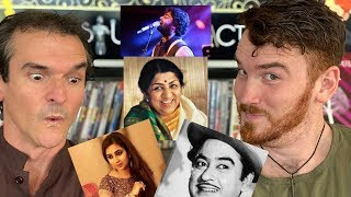 Top 10 Best Indian Singers : All Time REACTION!