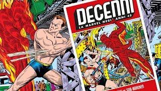 Decenni Marvel: la STORIA più BELLA nella STORIA dei SUPEREROI!