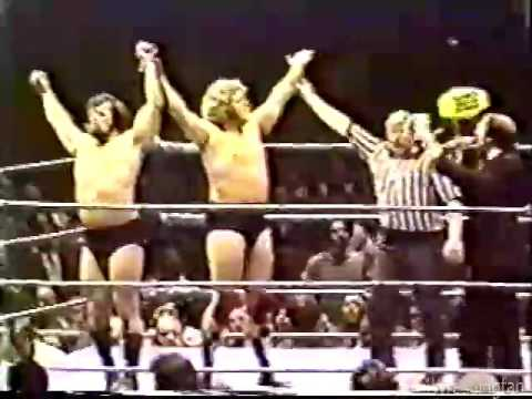 WWWF 70's Classic Wrestling #1