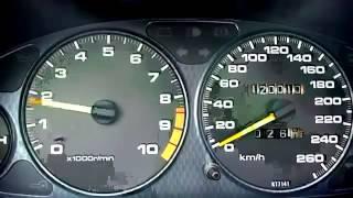 Araba Hız Denemeleri 2013