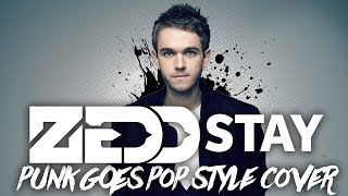 Video Zedd, Alessia Cara - Stay [Band: Arm The Witness] (Punk Goes Pop Style Cover) download MP3, 3GP, MP4, WEBM, AVI, FLV Desember 2017