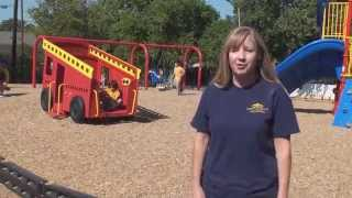 Merit Academy, Southwest Airlines, Kaboom!, Post Hope Playground Build