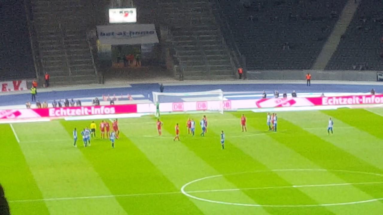 Mainz Gegen Hertha