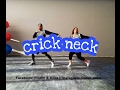 Sean Paul - Crick Neck [WATCH ON COMPUTER] // ZUMBA Choreo by Flurim & Anka