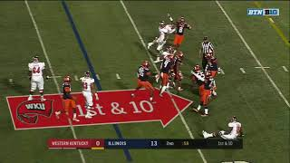 WKU vs. Illinois (Defense)