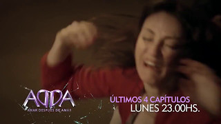 Promo ADDA Lunes 15/05 Vas a descubrir quién mató a Carolina Fazio.