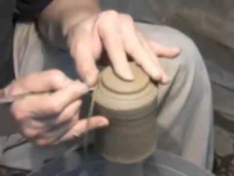 Trimming cups on the hump