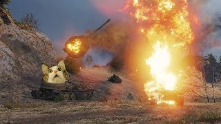 World of Tanks Epic Wins and Fails Ep225