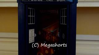 Doctor Who Toy Review - Flight Control Tardis (series 5 Version)