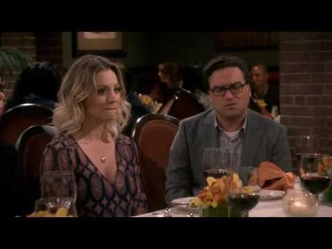 Escena Final The Big Bang Theory Temporada 9 VOSE