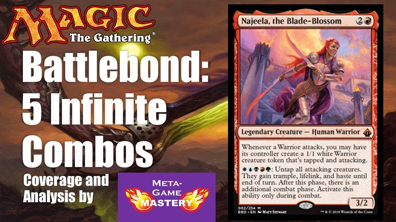5 Infinite Combos with Cards from BattleBond