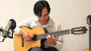 Rann na mona (Goodbye my darling) - Guitar Solo (Fingerstyle) - Guitarist Nguyễn Bảo Chương