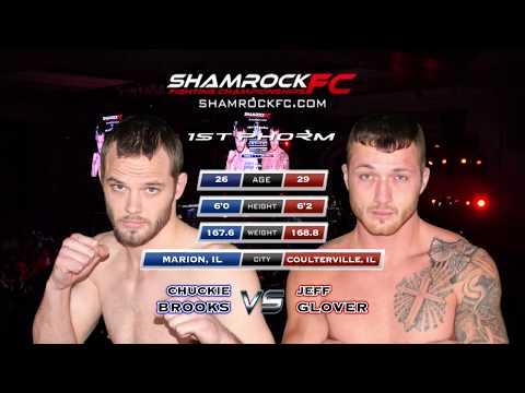 Shamrock 300 Chuckie Brooks vs Jeff Glover