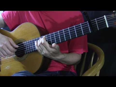 After an Afternoon Guitar Lesson - The Fingerpicking Guitar Series