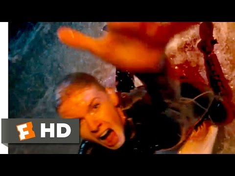 Deep Blue Sea - Tunnel of Terror Scene (8/10) | Movieclips