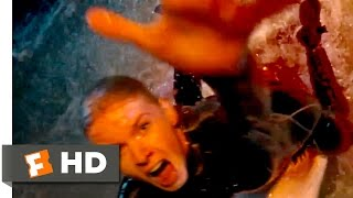 Deep Blue Sea - Tunnel of Terror Scene (8/10) | Movieclips