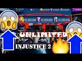 INJUSTICE 2 ACCOUNT GIVEAWAY IOS/ANDROID (2017)