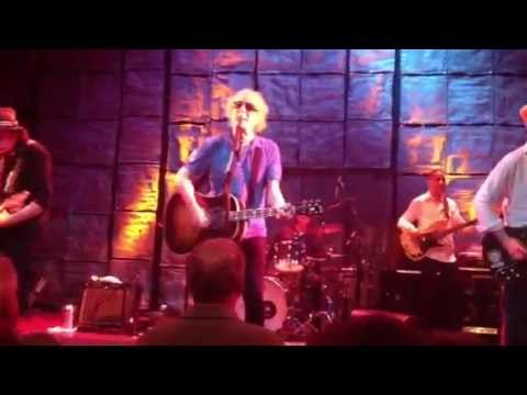 Ian Hunter ~ All The Young Dudes ~ World Cafe Live at the Queen ~ July 11, 2013