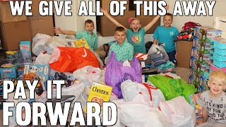 HUGE $10,000 HOLIDAY PAY IT FORWARD!! GIVE BACK