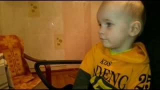 Реакция ребенка на ШОКЕРЫ, шоу Импровизация