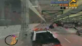 GTA 3 Gameplay (PC version)