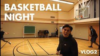 BASKETBALL NIGHT / VLOG2
