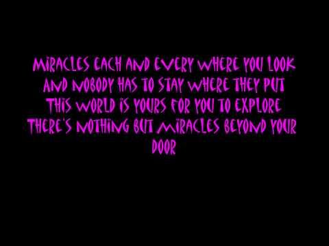 icp miracles with lyrics