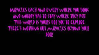icp miracles with lyrics
