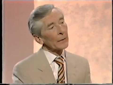 Kenneth Williams hosts Wogan, 25 April 1986 - Nicholas Parsons, Bertice Reading, Denise Coffey