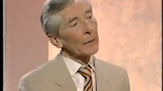 Kenneth Williams hosts Wogan, 25 April 1986 - Nicholas Parsons, Bertice Reading, Denise Coffey