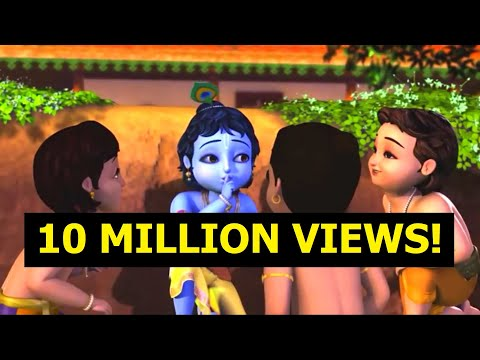 Little Krishna [Hindi] | Compilation - All Episodes: Entire TV Series In One Video!