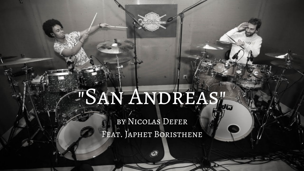 "Download ""San Andreas"" by Nicolas Defer (feat Japhet Boristhene)"