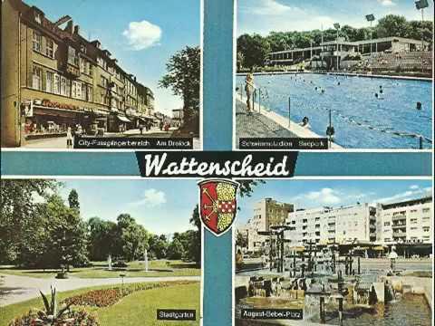 Sommerzeit in Wattenscheid , Medium Terzett