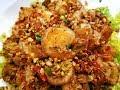 กุ้งทอดพริกเกลือ / Garlic Salt & Pepper Crispy Shrimp By Auntie Mita