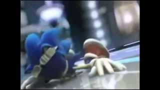 Sonic y JEFE MAESTRO   Bring It All Home Action Montage