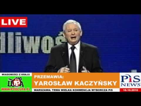 Jarosław Kaczyński śpiewa ! (#2)