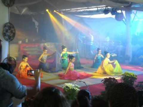 Núcleo Infantil Studio Dança do Ventre e Cigana Kristian Galvão
