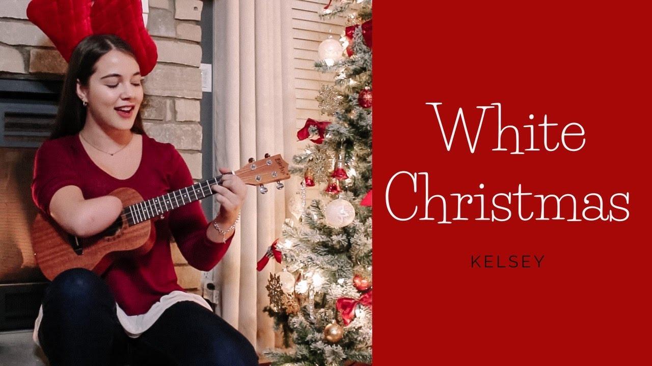 White Christmas Ukulele | Kelsey