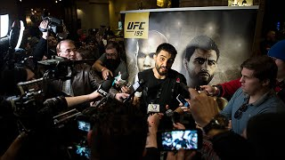 Fight Night Vancouver: Post-fight Press Conference by : UFC - Ultimate Fighting Championship