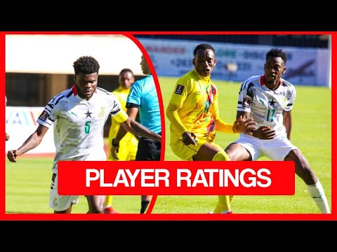ZIMBAWE VS GHANA(0-1)-BLACK STARS PLAYER RATINGS AS PARTEY FREEKICK PROVES DECISIVE
