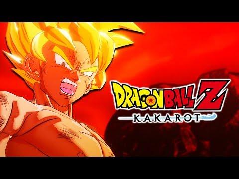 DRAGON BALL Z: KAKAROT ( GOKU SUPER SAIYAN ) #5