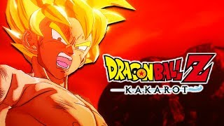 DRAGON BALL Z: KAKAROT ( GOKU SUPER SAIYAN )